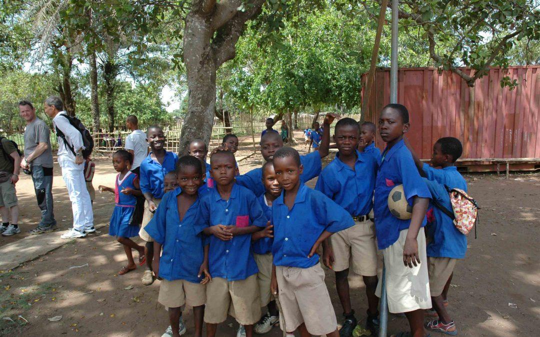 The Salesian Mission in Sierra Leone