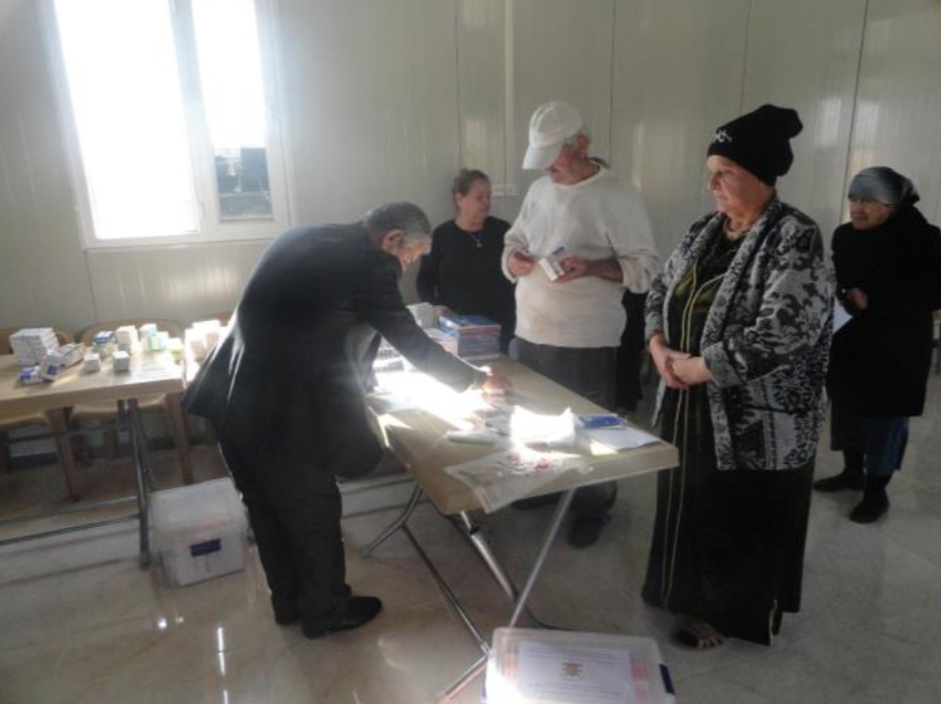 Critical Meds for Displaced Assyrian Christians in Iraq